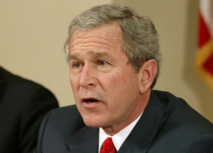 Hacker exposes Bush emails even ex-presidents are not safe