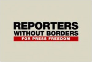 New site for reporters without borders