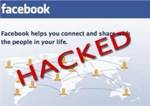 Facebook hacking problems