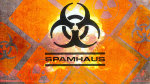 DDoS on slaught against spamhaus