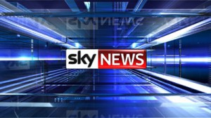 Sky news stoops low